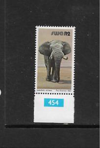 1980 SOUTH WEST AFRICA - Elephant -  Animal Study - Single Stamp - MNH.