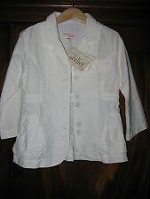 Catimini white suit jacket  ** AGE 4 ** BNWT