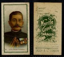 More details for (gd009-310) taddy, russo japanese war, #30 1904 g-vg, late major hiraoka