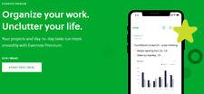 Evernote Premium Account ⭐ Windows & iOS  ⭐ 3-Months Subscription ⭐
