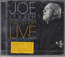 Joe Cocker - Fire It Up, 2CD Neu