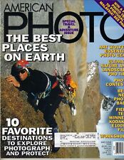 AMERICAN PHOTO Magazine 5/99 BEST PLACES ON EARTH