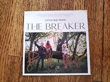 New Little Big Town The Breaker Signed Autographed CD Booklet Authentic Rare