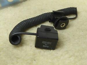 TTL Sync Cords Cable Flash Light Off Sony  Minolta DSLR Speedlite