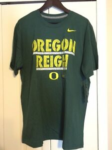 NIKE OREGON T-SHIRT SIZE X-LARGE, NWT'S