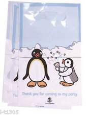 PinGu Pack of 10 Party Bags Suitable for Boys or Girls Birthday, Christening Etc