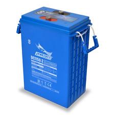 BAFRDC1150-2 Fullriver Full Force AGM Deep Cycle Batteries 1150AH/2V Quantity 1