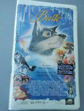 Sealed Balto VHS