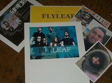 FLYLEAF Autographed Photo & Photos -Collectible