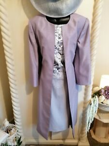 JACQUES VERT STUNNING MOTHER OF THE BRIDE OUTFIT SIZE 20