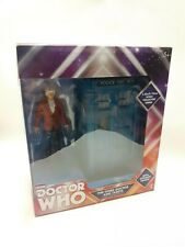 Doctor Dr Who 3rd Third & Tardis Time Monster NEW AND SEALED Collectors Set