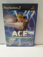 PS2 Ace Lightning Inc Manual