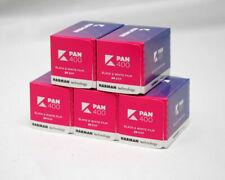 5x Kentmere 400 (By Ilford) Cheap Black & White Film 35mm 24 Exposure