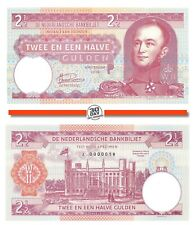 Netherlands, 2½ Gulden, 2019, King Willem II, Prefix JR - Gabris, Specimen, Note