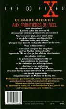Livre aux frontières du réel le guide officiel book