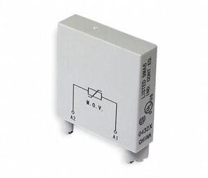 DAYTON  Expansion Module, Metal Oxide Varistor, 240VAC/VDC Type 1EGR9