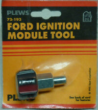 NOS! PLEWS FORD IGNITION MODULE TOOL, No. 72-193