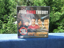 THE BIG BANG THEORY TRIVIA BOARD GAME FACT OR FICTION~TV SERIES~NEW & SEALED!