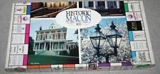 Historic Macon Monopoly Set_Georgia_Bibb County_Downtown