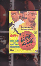 above the rim (tupac) region 4 (REEL DvD Yellow Edition) Original Release