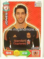 Adrenalyn XL Liverpool FC 11/12 - #002 Brad Jones - Home