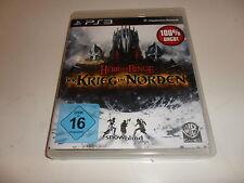 PlayStation 3  PS 3  Der Herr der Ringe: Der Krieg im Norden - [PlayStation 3]
