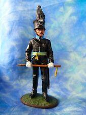 Soldat du 1er empire DELPRADO - Sergent-major Brunswick 1815
