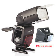 Yongnuo YN-660 2.4g Wireless Flash Speedlite per Nikon D500  D750  D5600  D7500