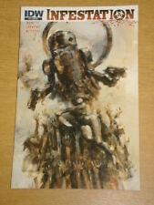 INFESTATION #1 RI COVER 2011 IDW ASHLEY WOOD