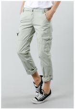 Rusty Cadet Cargo Pant - Moss Grey - Size 10 ** RRP $89.99!!