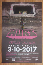 Music Poster Promo Murs - Captain California