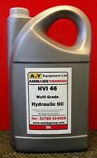 A&Y HVI Multigrade Hydraulic Oil 46, 5 litres