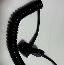 D-Tap extension coiled cable plug socket anton bauer v-lock idx power P tap lead