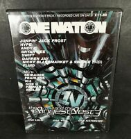One Nation Biggest & Best Part 3 Drum & Bass Rave Album Complete 8 Tape Cassette