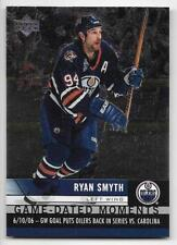 06/07 UPPER DECK GAME-DATED MOMENTS Ryan Smyth #GD25