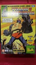 Takara Tomy Transformers Masterpiece MP-08X King Grimlock