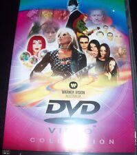 Warner Vision Australia Promo DVD (All Region NTSC) Madonna Cher Aha Corrs