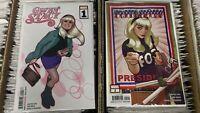 Two Comic Lot Gwen Stacy 1 & 2