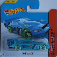 Hot Wheels - Time Tracker hellblau Neu/OVP