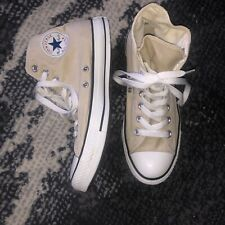 ALL STAR CONVERSE CHUCK TAYLOR HI UK SIZE 7.5 EU 41