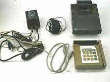 Vintage Verifone Credit Card Payment Processing Terminal ZON JR XL & Printer 250