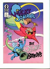Wacky Squirrel 3 . Dark Horse 1988 - FN / VF