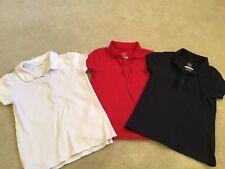 Girls size 6 Lot Shirts Uniform polo style shirts
