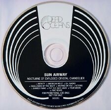 SUN AIRWAY - NOCTURNE OF EXPLODED CRYSTAL CHANDELIER - CD, 2010 - PROMO