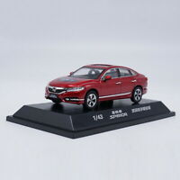 1/43 Scale Honda SPIRIOR Red Diecast Car Model Collection Toy NIB