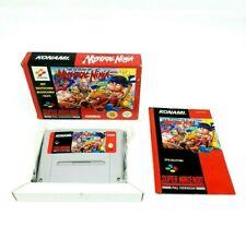 Super Nintendo The Legend Of Mystical Ninja [PAL] Complete ► Rare ◄ SNES