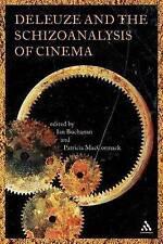 Deleuze and the Schizoanalysis of Cinema . Ian Buchanan .Fast 1st Class Postage.