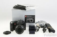 LEICA V-LUX 1 BLACK, COMPLETE IN BOX