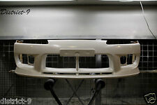 NISSAN S15 200SX SILVIA JDM AERO NISMO FRONT FULL BUMPER BODY KIT/QUALITY!! SR20
