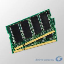 2GB 2x1GB MEMORY IBM THINKPAD T40 RAM PC2700 SODIMM DDR-333MHz 200-pin SODIMM